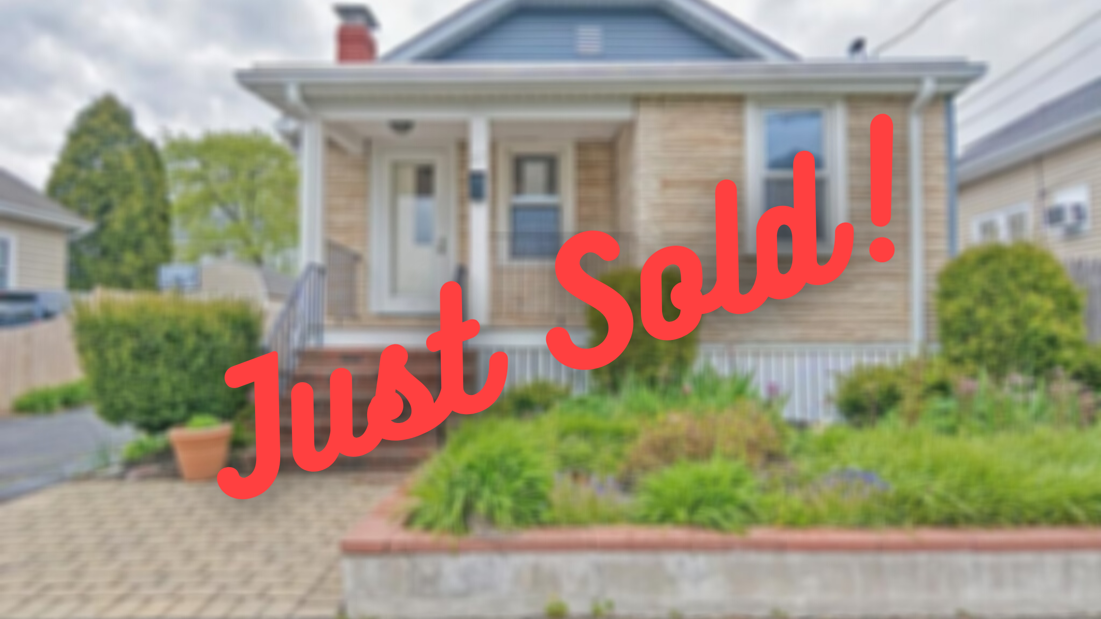 JUST SOLD - 67 Campbell St, Quincy, MA 02169